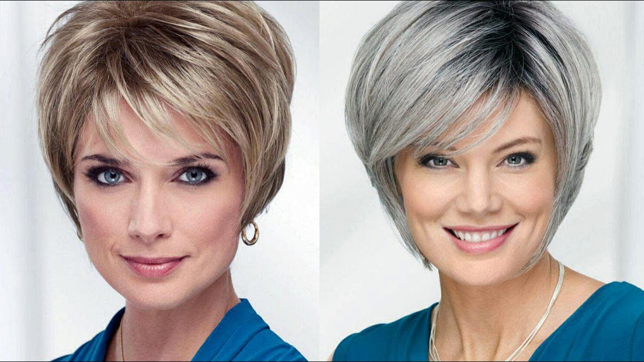 Cortes De Cabello Para Mujer De 60 Años Moda Cortes De Cabello Tv Youtube