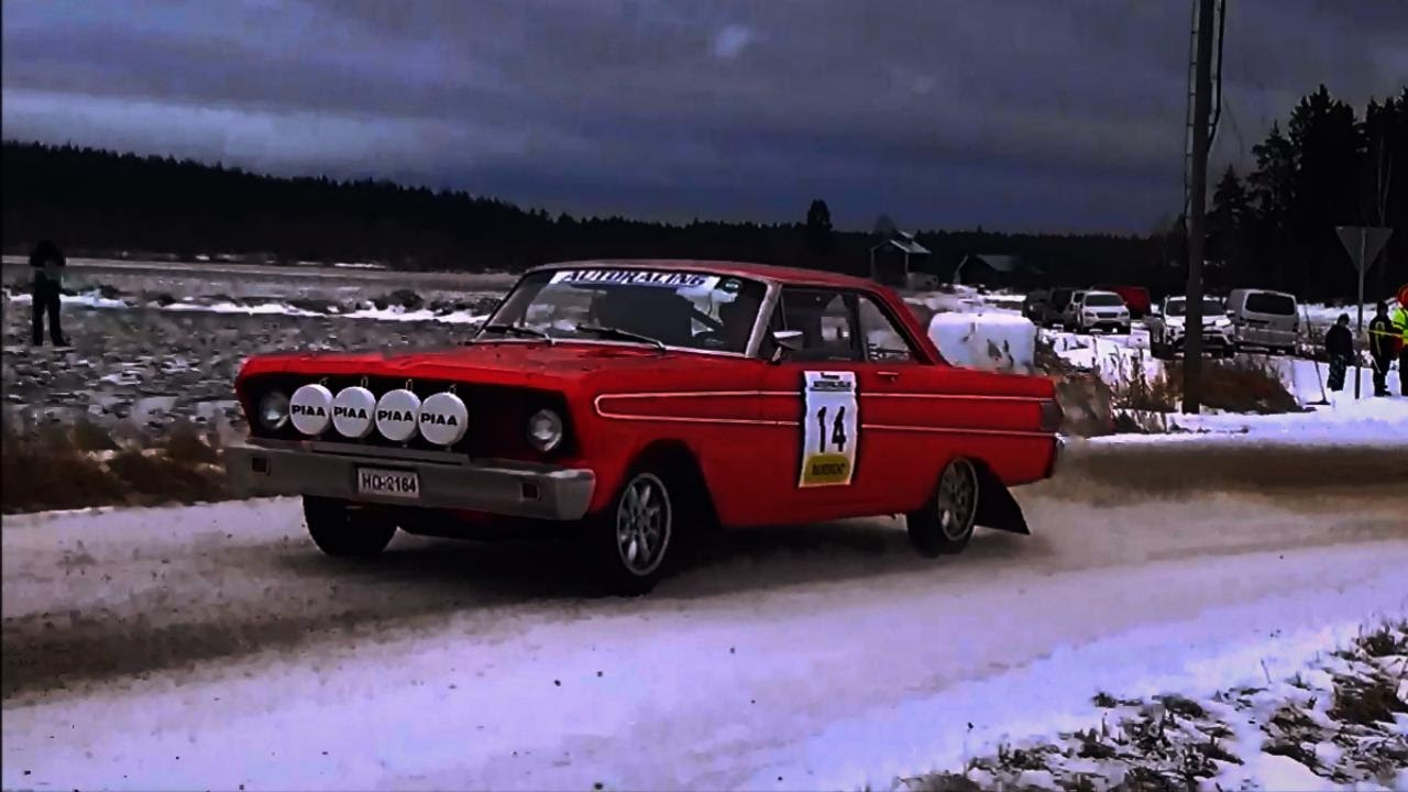 Hankiralli Classic Rally Cars Youtube