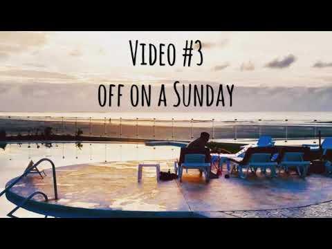 Banjul, The Gambia Video #3 Pool day