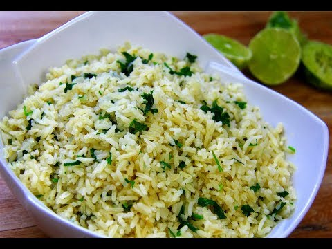 Incredible Cilantro Lime Rice #MeatFreeMonday | CaribbeanPot.com