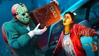 ДЖЕЙСОН ПОКАЗАЛ КАК НАДО ЗАЛИВАТЬ БЕНЗИН! (The Friday 13th: The Game)
