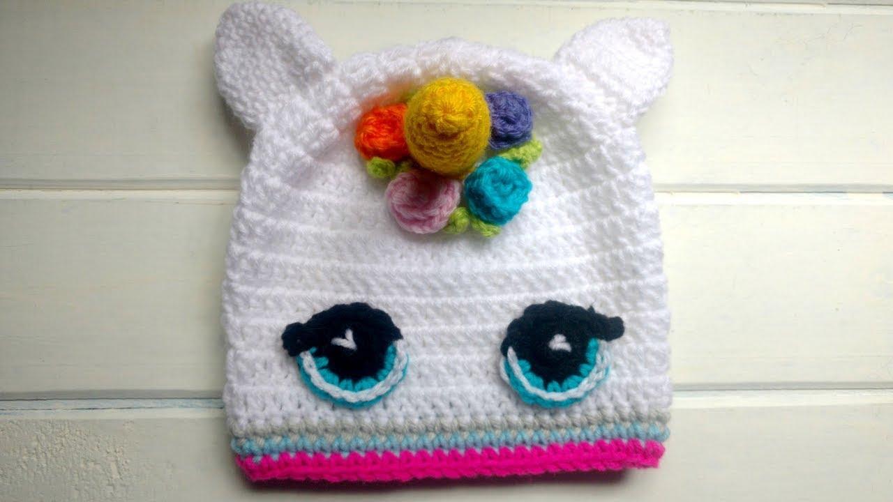 🦄 Como fazer um Unicórnio de crochê - YouTube | 720x1280