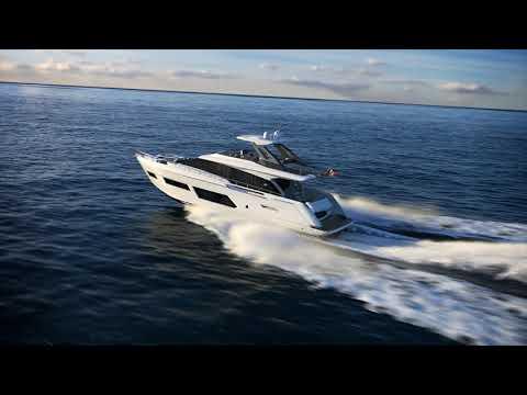 Luxury Yacht - Ferretti Yachts 670 Project - Ferretti Group