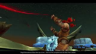 Monk Artifact Weapon Legion End Quest