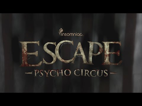 Escape Psycho Circus 2015 Official Trailer