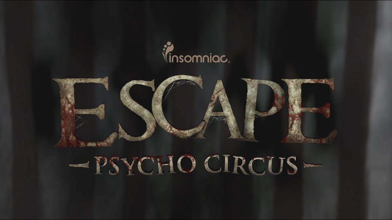 escape psycho circus 2015 official trailer youtube