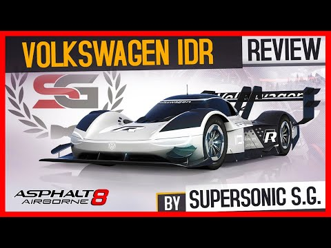 Asphalt 8 Volkswagen IDR MAX PRO Review   New KING of C-Class !? 🔥🔥