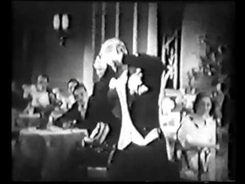 Harmonica virtuoso Larry Adler plays St Louis Blues - 1937