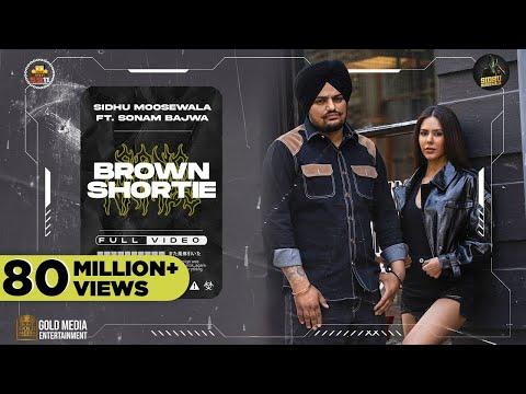 Brown Shortie (Official Video) Sidhu Moose Wala | Sonam Bajwa | The Kidd | Sukh Sanghera | Moosetape