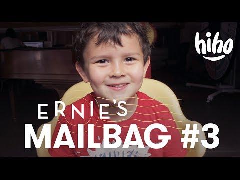 Ernie's Mailbag #3