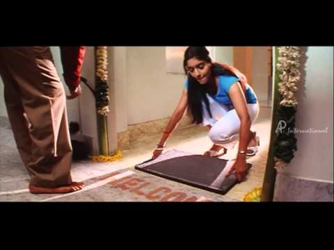 Ghajini | Tamil Movie | Scenes | Clips | Comedy | Songs | Asin's New Flat