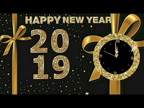 Happy New Year 2019, New Year Greetings,Wishes,SMS,English ...