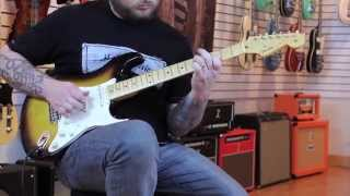 Fender Custom Shop 1956 Stratocaster Closet Classic Demo By Make'n Music Chicago Feat. Josh Smith