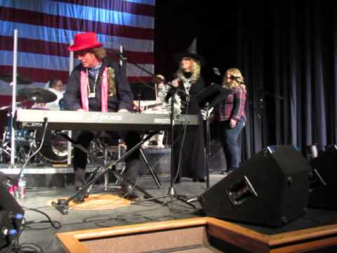 """""""Rock-a-bye Boogie"""" - Tim Atwood And Jeannie Seely"""