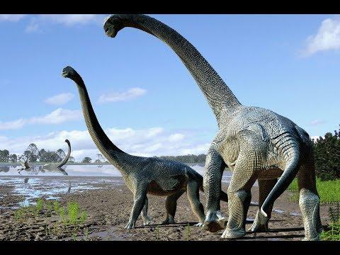National Geographic HD - Сражения динозавров - Документальный фильм