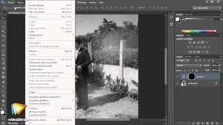 Photoshop CS6 : Supprimer un voile sur une image