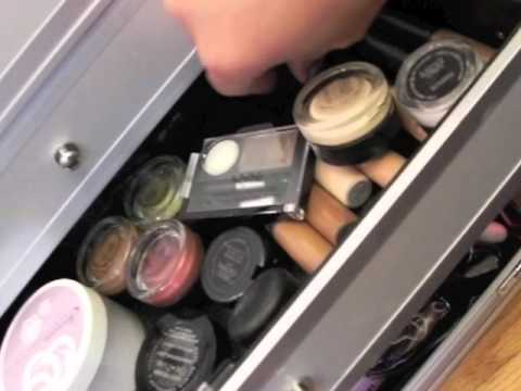 Kryolan Makeup Artist Location Case