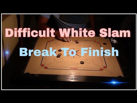 Difficult Break to Finish by Ashraf khan