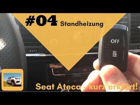 Seat - Kurz Erklärt: #04 Die Standheizung