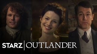 "Outlander | The Cast of Outlander Plays ""This or That"" 