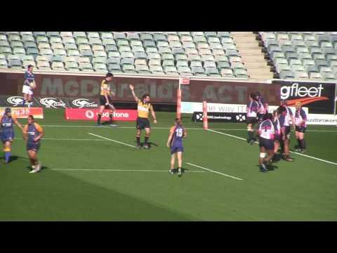 Brumbies Women's V Sydney