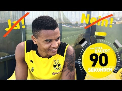 '90 seconds' | ⏳ | Manuel Akanji 🇨🇭