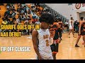 Sharife Cooper Drops Easy 37 Points And 12 Assist! Shines In Tip Off Classic Opener!