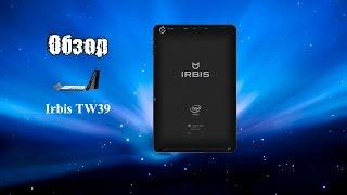 Обзор планшета на Windows 10 Irbis TW39