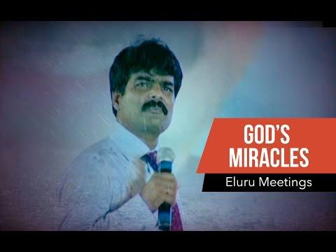 Bro Anil Kumar - Rain Stopped in Jesus Name