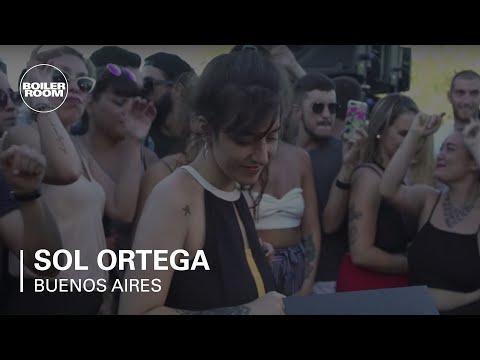 Sol Ortega Boiler Room Buenos Aires DJ Set