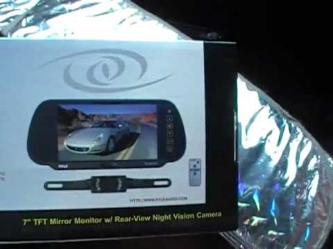 Unboxing and installation of rear view camera pyle view plcm7200 unboxing and installation of rear view camera pyle view plcm7200 must have asfbconference2016