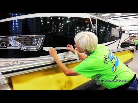 COMPANY CULTURE | Avalon Pontoon Boats (Proudly Made in Alma, Michigan, USA)