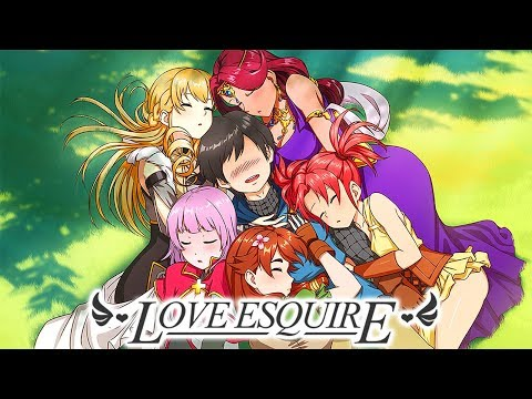 | ROMANTIC COMEDY VISUAL NOVEL HAREM ANIME RPG! | Love Esquire (Demo)