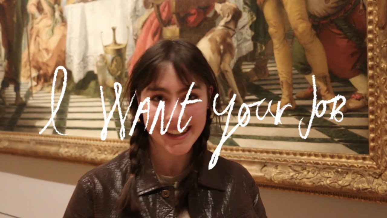 Download I Want Your Job // ART CURATOR, MEDIA and EDUCATOR at the NGV