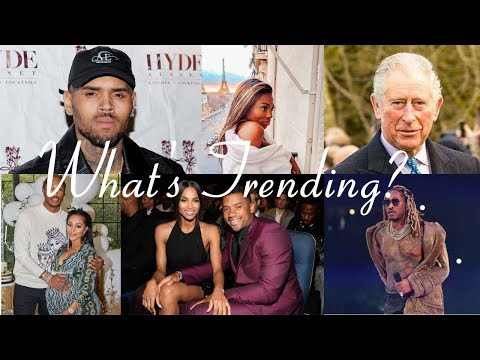 Future vs Ciara | Patricia Bright's £600K mortgage | Chris Brown falsely accused | What's Trending?
