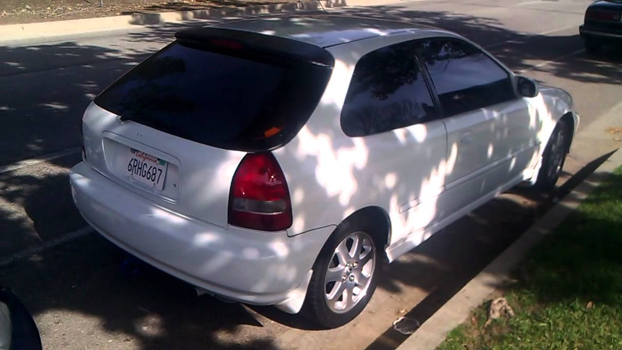 2000 Honda Civic Hatchback Ek