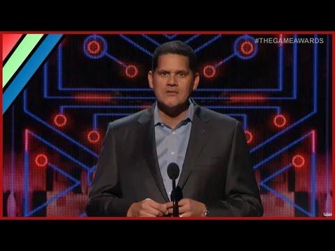 TGA: Reggie's Moving Tribute To Iwata