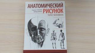 Книги Анатомический Рисунок. Тело Человека | Быстрый Обзор