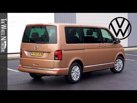 2020 Volkswagen Caravelle 6.1 | Exterior, Interior | Transporter T6 Facelift