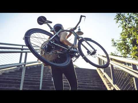 Какие мышцы качаются при езде на велосипеде?