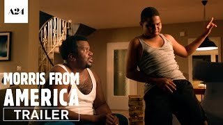 Morris From America | Official Trailer HD | A24 thumbnail