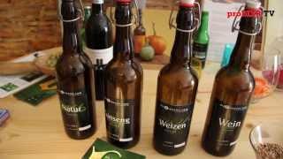 proBIER.TV zu Gast in der Brauerei Leutschach, Leutschach, Stmk.