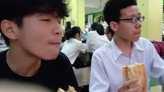 Review bánh mì ''GÀ NƯỚNG MẬT ONG - Ăn là nhớ dm''   JVova - Minkk Đạtt