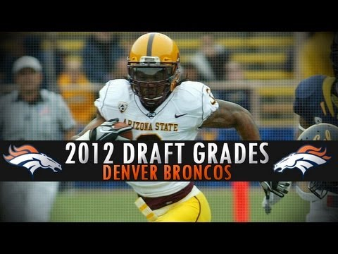 Denver Broncos Draft Grade | Will Omar Bolden be a starting CB?