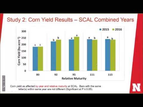 2017 Nebraska Cover Crop Conference - Elmore Presentation