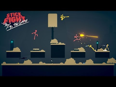 THE KING STICK - Stick Fight: The Game