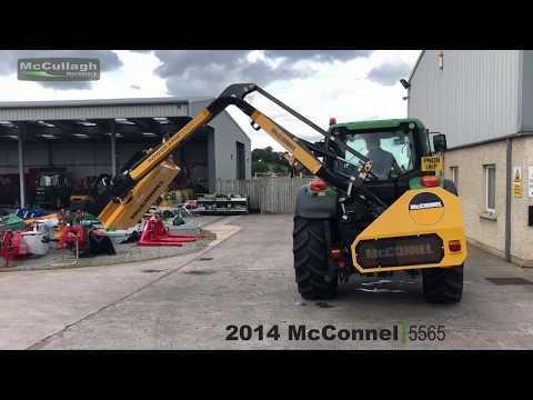 2014 McConnel PA5565