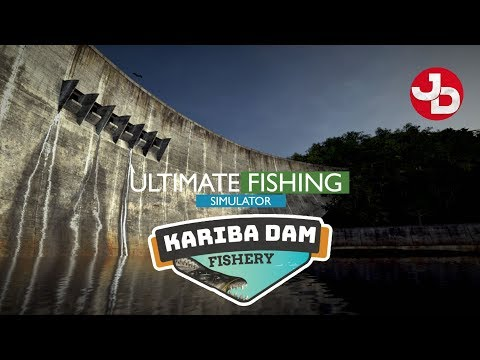 Fly Fishing At The Kariba Dam On Ultimate Fishing Simulator