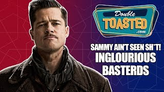 INGLOURIOUS BASTERDS - MOVIE REVIEW HIGHLIGHT - Double Toasted