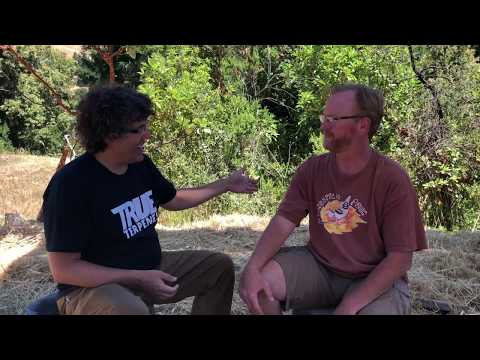 Hügelkultur Beds and KNF in Commercial Cannabis! with Nathan Chevalier, Moontime Medicinals